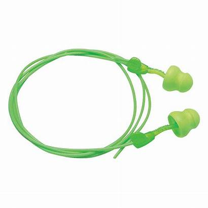 Ear Plugs Corded Disposable Pod Shape Pairs