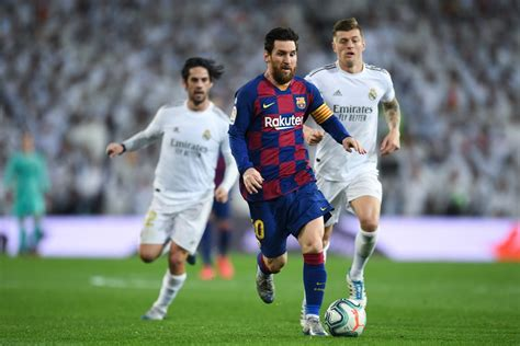 PREVIEW | El Clásico: Barcelona vs Real Madrid - Get ...