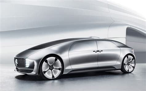 2018 Mercedes Benz F 015 Luxury In Motion Wallpaper Hd