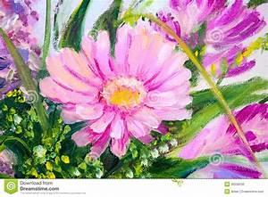 ölgemälde Blumen In Vase : blumen lgem lde stock abbildung bild 45556530 ~ Orissabook.com Haus und Dekorationen