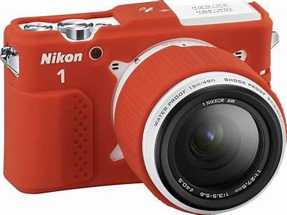 Nikon Aw1 Camera Waterproof Aw Underwater Lens