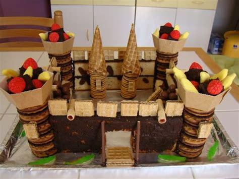 gateau d anniversaire herve cuisine gâteau d 39 anniversaire château fort recipe forts photos and cuisine