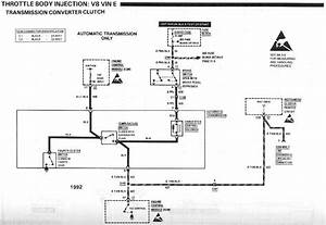 700r4 Wiring Diagram 1992