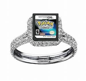 Izyaschnye Wedding Rings Pokemon Wedding Ring