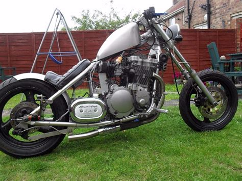 Suzuki Bobber Parts by Suzuki Chopper Bobber Chop Custom In Blyth