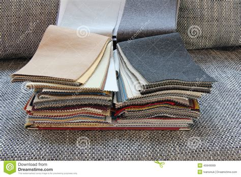 Fabric Upholstery Furniture by Fabric For Upholstery The Furniture Stock Photo Image