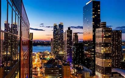 York Nueva Puesta Sol Descargar Ciudades Ny