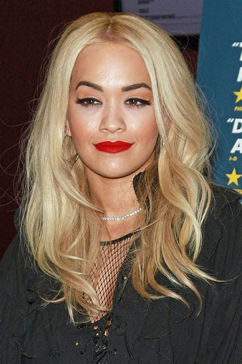 rita oras hairstyles hair colors steal  style