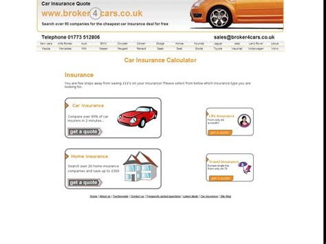 Auto Insurance Calculator by Cheap Car Insurance Anygator