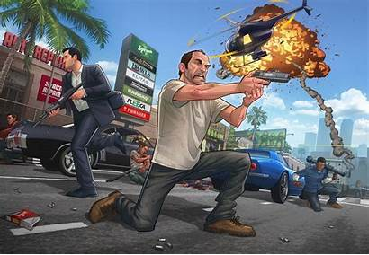 Wallpapers Gta Theft Grand Abyss Backgrounds