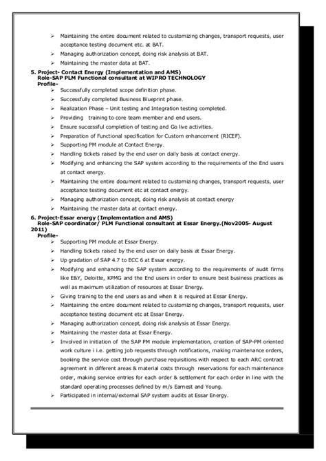 pravin_pate_CV_SAP plant maintenance - Copy