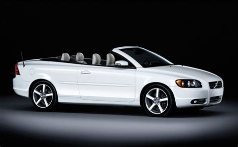 Volvo C70 by 2009 Volvo C70 White Review Top Speed
