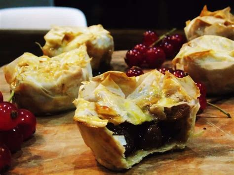 syn filo pastry mince pies basement bakehouse