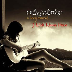 Sad Girl With Guitar Images | www.pixshark.com - Images ...