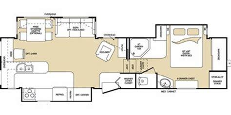 2006 Montana 5th Wheel Floor Plans by 2008 Keystone Rv Montana Fifth Wheel Series M 3295 Rk