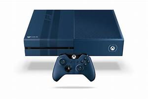 Microsoft Unveils Limited Edition Forza 6 Xbox One Console