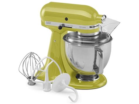 kitchen aid mixers colors kitchenaid artisan 5 quart stand mixer 2 colors 4974