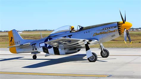 What It's Like to Own and Fly a P-51 Mustang - Tested