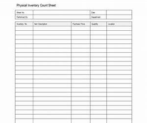 Free Excel Inventory Sheets Sample Inventory Sheet Sample Inventory Sheets