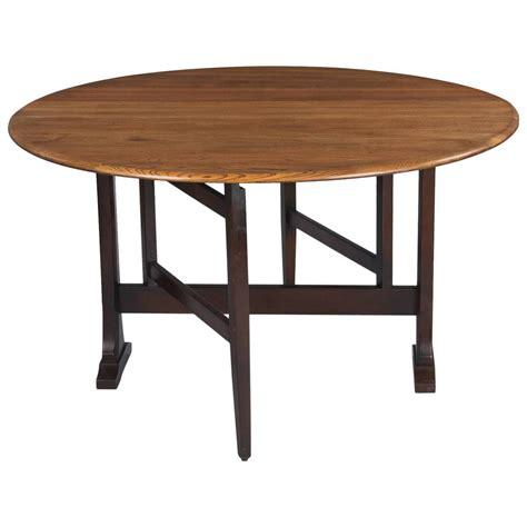 gate leg table midcentury oak gateleg table by ercol for sale at