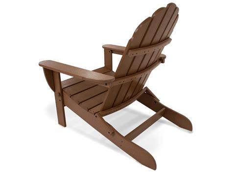 polywood classic adirondack recycled plastic chair pwad