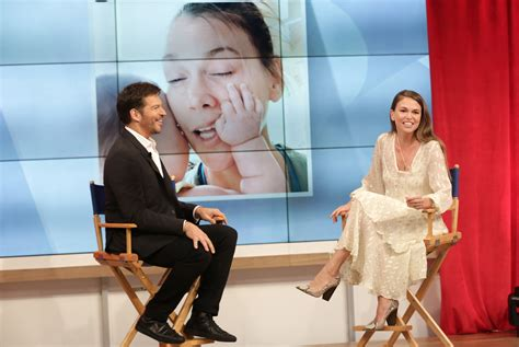 Sutton Foster Talks Life After Adopting Daughter Emily ...