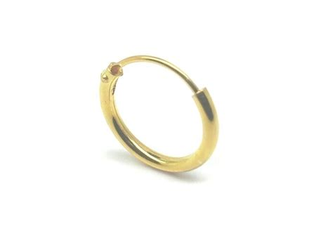 What Is A Sleeper Earring by Mens Single Sterling Silver Or 14ct Gold Plated Hoop