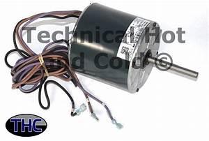 Trane Mot03774 Fan Motor