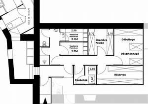 plan cuisine restaurant normes 28 images architecte With plan cuisine restaurant normes