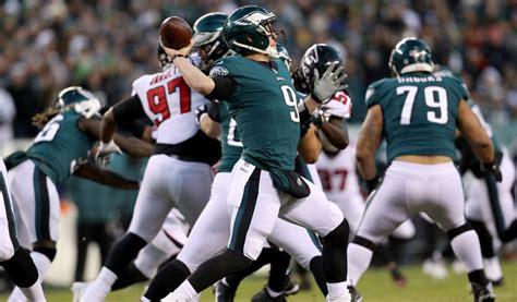 eagles score  fourth  touchdown    lead