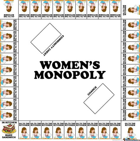 Monopoly Memes - women s monopoly by leyla2083 meme center