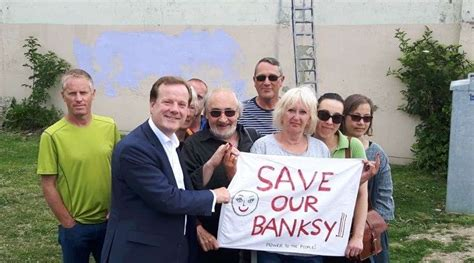Missing Banksy mural - Dover District Council says it was ...