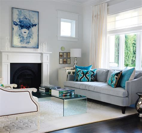 Blue Living Room Decor by Blue Living Room Decor Living Room Designs