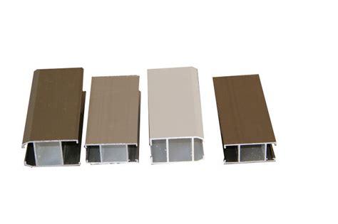 powder coating aluminum   window frames profiles