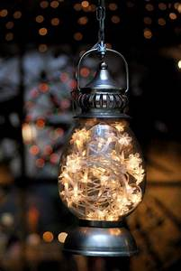 Hanging, Lantern, With, Lights, Pictures, Photos, And, Images, For, Facebook, Tumblr, Pinterest, And