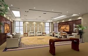 Luxury circular vip reception hall d design house