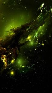 The Mind Nebula iPhone 5 Wallpaper (640x1136)