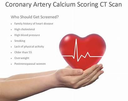 Calcium Score Ct Scoring Heart Cardiac Test