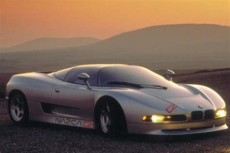 Italdesign's Cool Bmw Nazca M12 Concept Could Be Yours For
