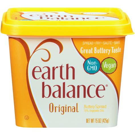 is margarine vegan vegan butter earth balance