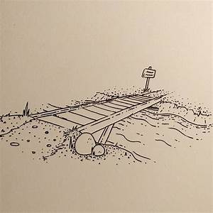 A Bridge  Probably Nothing Living Under It   Dungeonsanddragons  Zines  Illustration  Dnd