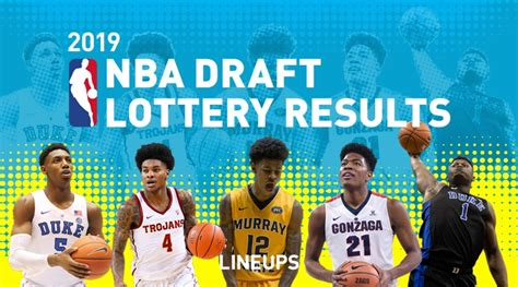 nba draft lottery results updated mock draft