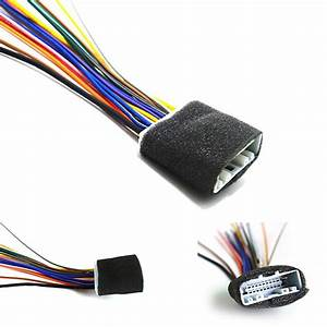 2018 New Wiring Harness 20 Pin Connect Receiver Car Audio
