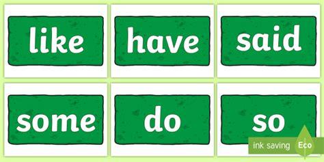 level  phase  tricky words  bricks display