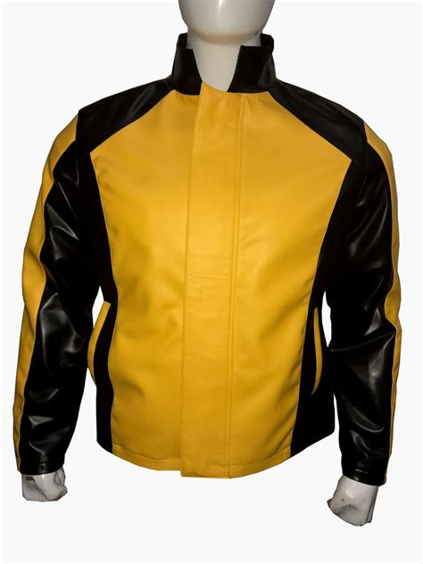 Infamous 2 Game Cole Macgrath Leather Jacket