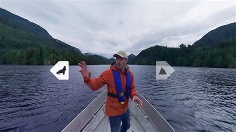 British Columbia Unveils A Virtual Reality Travel Experience Huffpost