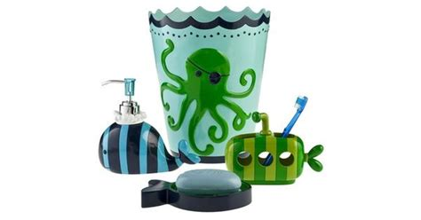 I Love Circo Bath Products! Especially The Pirate Octopus Torn Curtain Imdb In Window Curtains Types Of Hooks How To Make A Canopy With Rods Grommet Blackout 84 Stage Background Tie Dye Panels Playboy Bunny Shower
