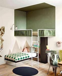 1001 idees pour chambre d ado garcon les interieurs qui With tapis jaune avec canapé lit chambre ado
