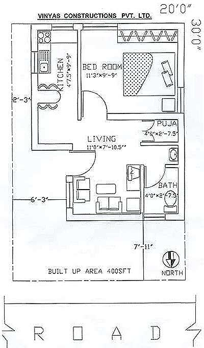 20x30 House Plans Omahdesignsnet