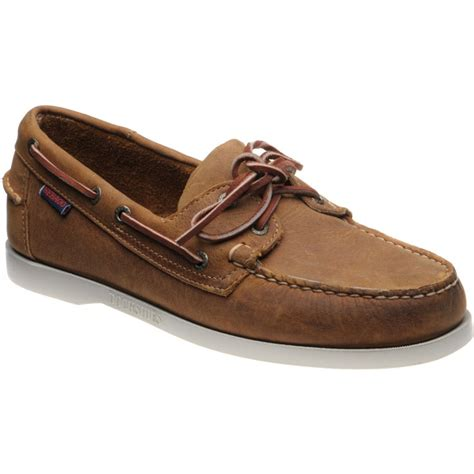 Best Price Sebago Boat Shoes by Sebago Shoes Sebago Docksides In Brown And White At